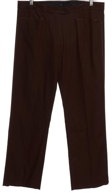JOSEPH Brown Casual Pants