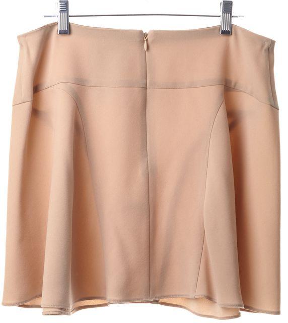 JOSEPH Blush Pink Flounce Skirt