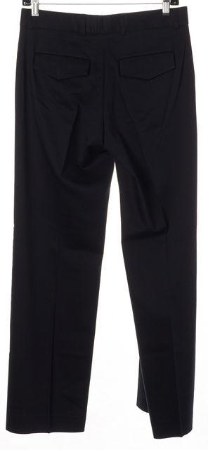 JOSEPH Black Cotton Four Pocket Casual Trousers Pants
