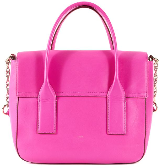 KATE SPADE Pink Leather Top Handle Bag