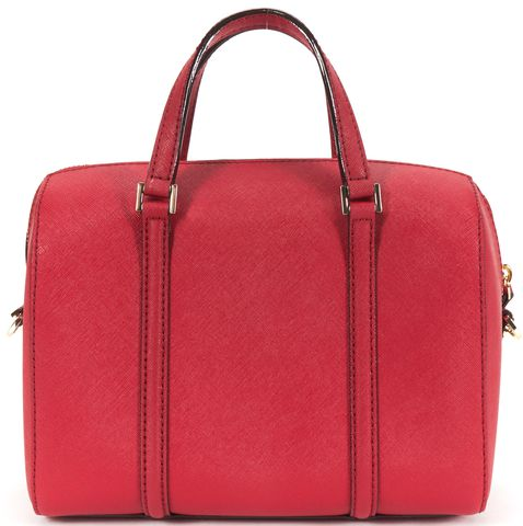 KATE SPADE Authentic Red Saffiano Leather Crossbody Bag
