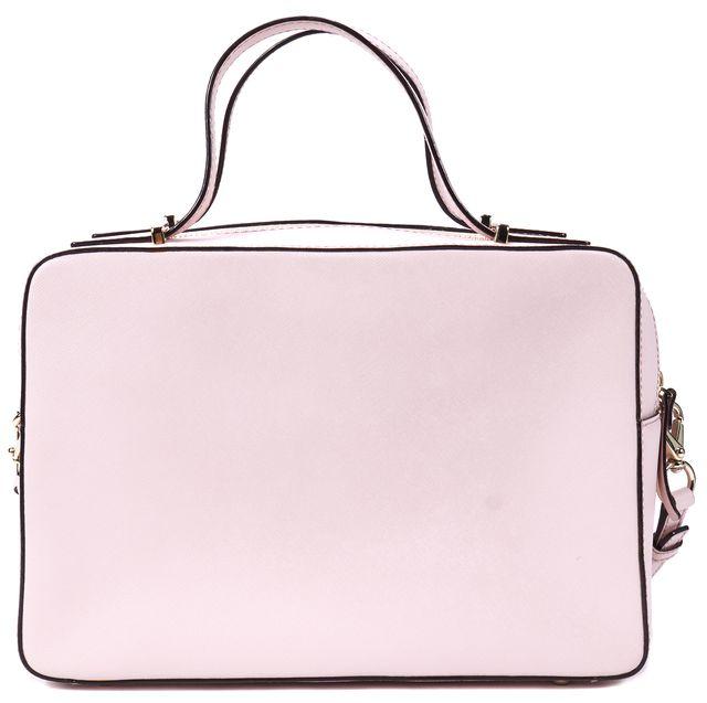 KATE SPADE Light Pink Saffiano Leather Cedar Street Joyce Satchel Bag