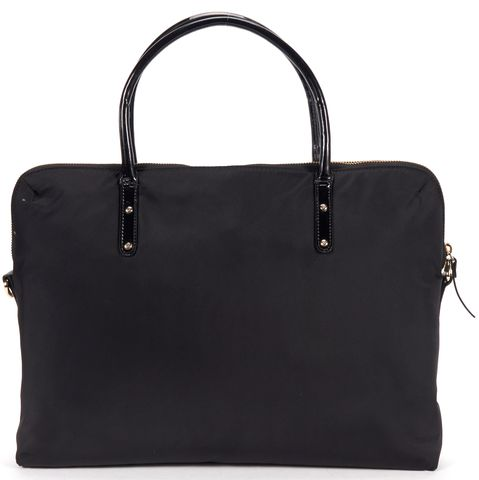 KATE SPADE Black Nylon Laptop Bag