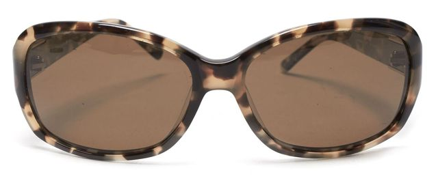 KATE SPADE Brown Beige Square Polarized Sunglasses
