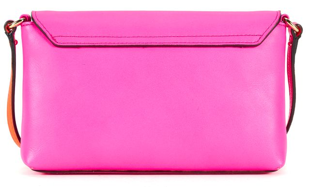 KATE SPADE Pink Leather Gold Hardware Sally Crossbody