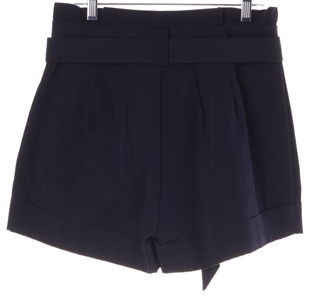 KATE SPADE Midnight Blue Paper Bag Piper Dress Shorts