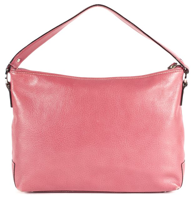 KATE SPADE Pop Pink Leather Shoulder Bag