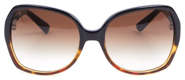 KATE SPADE Brown Black Ombre Acetate Halsey Square Sunglasses