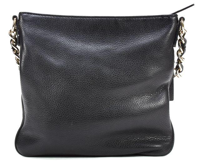 KATE SPADE Black Pebbled Leather Adjustable Strap Cobble Hill Ellen Crossbody