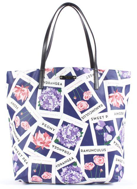 KATE SPADE Multi-color Floral Tote Handbag