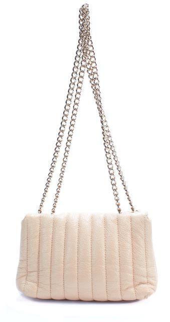 KATE SPADE Beige Leather Shoulder Bag Crossbody Handbag
