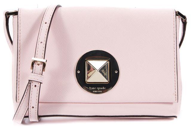 KATE SPADE Pink Leather Crossbody Handbag
