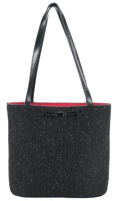KATE SPADE Black Tote Shoulder Handbag