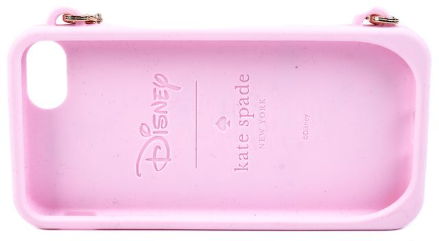 KATE SPADE Pink Jeweled Phone Case