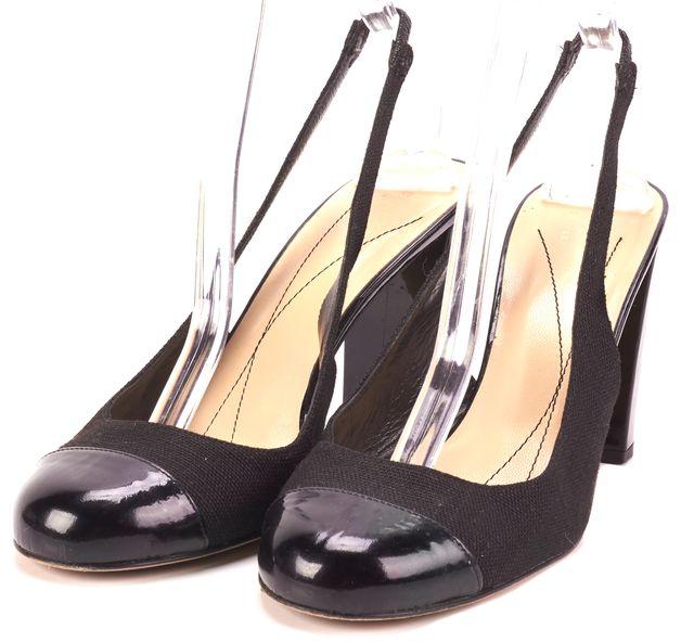 KATE SPADE Black Slingback Pump Heels