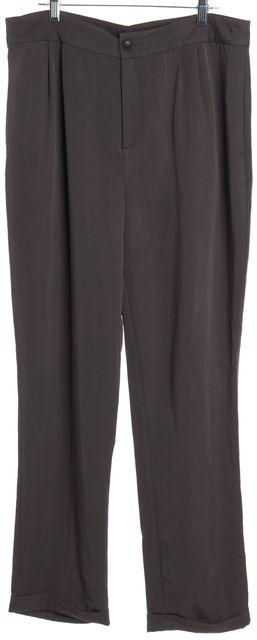 L.K. BENNETT Gray Casual Pants