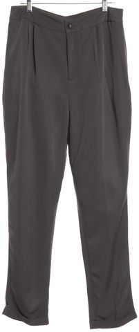 L.K. BENNETT Gray Casual Pants