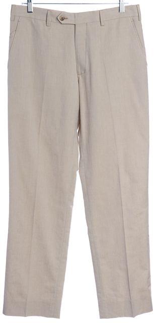 LORO PIANA Beige Casual Pants