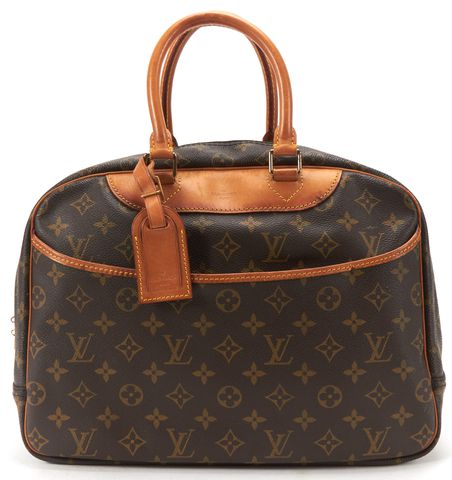 LOUIS VUITTON Brown Monogram Canvas Musette Tango Shoulder Handbag