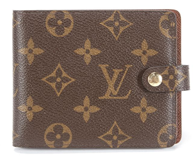 LOUIS VUITTON Monogram Coated Canvas Notebook Cover with Pencil