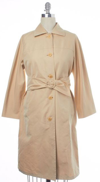 MAXMARA Beige Trench Jacket