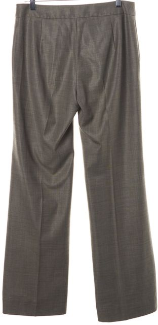 MAXMARA Gray Trousers Pants Size Fits Like A 6