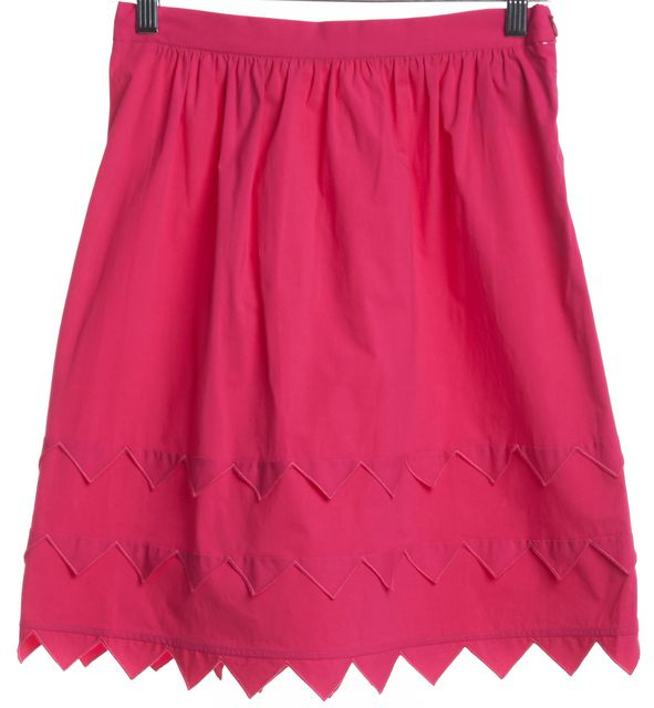 MOSCHINO CHEAP & CHIC Pink A-Line Skirt