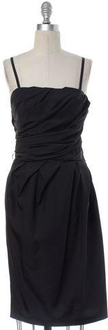 MOSCHINO CHEAP & CHIC Black Sheath Dress