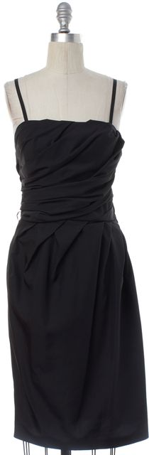 MOSCHINO CHEAP & CHIC Black Sheath Dress