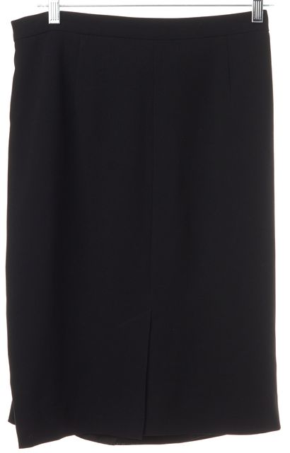 MOSCHINO CHEAP & CHIC Black Straight Skirt