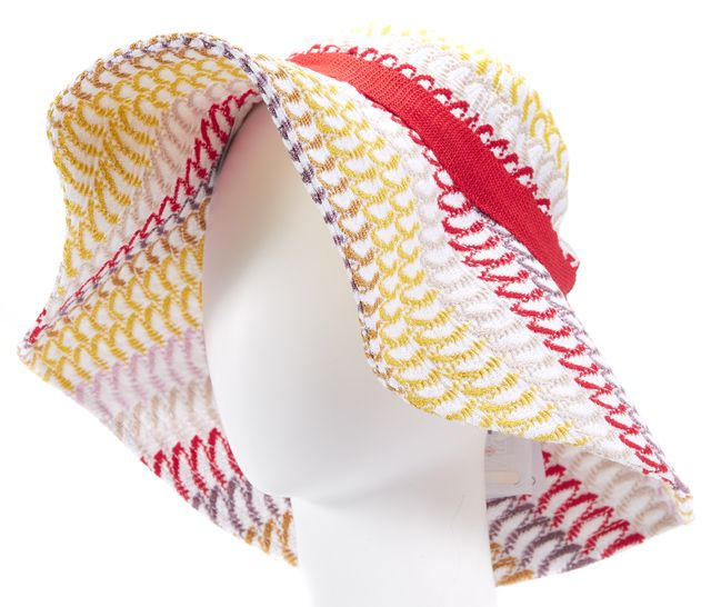 MISSONI Multi-color Cappello Bucket Hat