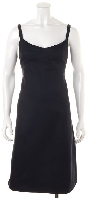MICHAEL KORS COLLECTION Black Corset Dress