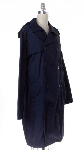 MARC BY MARC JACOBS Navy Blue Parka Coat