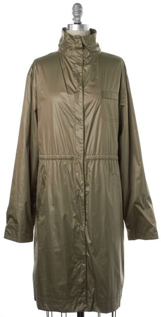 MARC BY MARC JACOBS Olive Green Rain Jacket