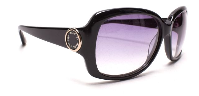 MARC BY MARC JACOBS Black Square Frame Gradient Sunglasses