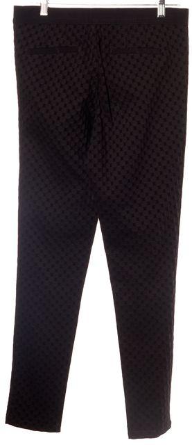 MARC BY MARC JACOBS Black Geometric Leggings