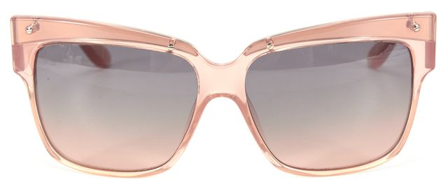 MARC BY MARC JACOBS Blush Pink Acetate Frame Sunglasses