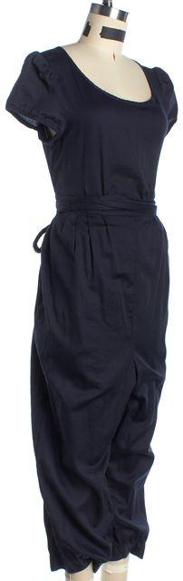MARC BY MARC JACOBS Navy Blue Jumpsuit