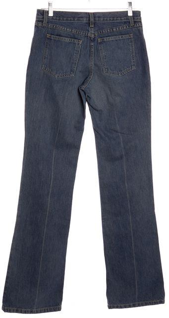 MARC JACOBS Blue Wide Leg Jeans