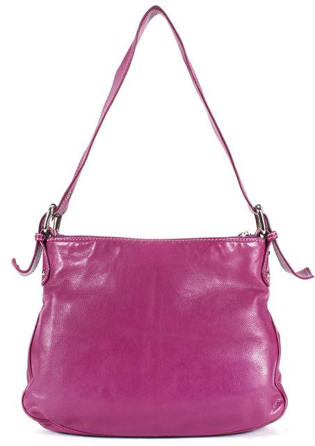 MARC JACOBS Pink Genuine Leather Shoulder Bag
