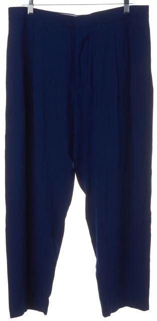 MARNI Blue Casual Pants