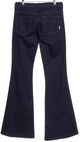 MOTHER Dark Wash Denim Flare Leg Jeans