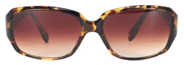 OLIVER PEOPLES Brown Tortoise Shell Gradient Lenses Hayworth Sunglasses a Case
