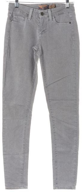 PAIGE Gray Denim Skinny Verdugo Jegging Leggings Jeans