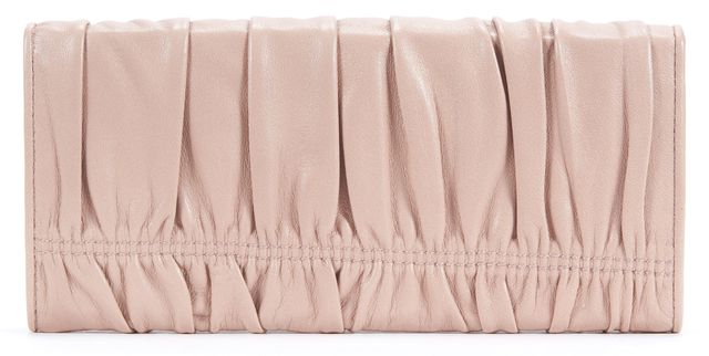 PRADA Beige Cammeo Nappa Gaufre Leather Wallet