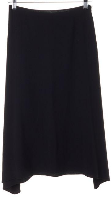 PRADA Black Pencil Skirt