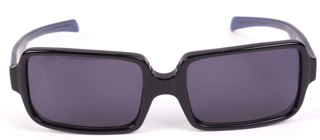 PRADA Black Rectangular Sunglasses