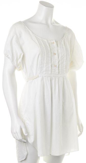 PRADA SPORT Cotton White Sundress