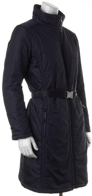PRADA SPORT Navy Puffer Coat