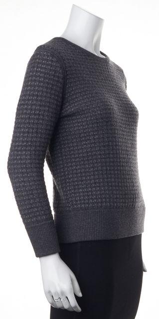 RAG & BONE Gray Cashmere Crewneck Sweater